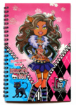 Блокнот 3D Monster High 1