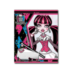 Тетрадь 12л Monster High 4