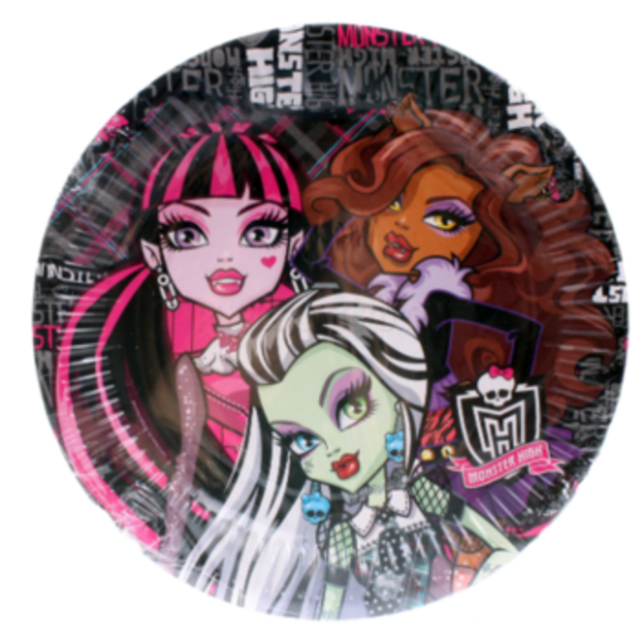 Посуда Monster High