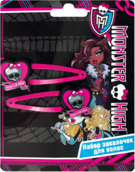 Набор заколочек Monster High 21351